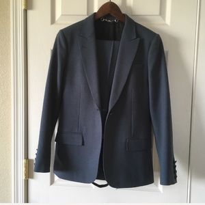 Gucci Suit- Blazer and Stirrup Pant